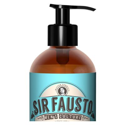 Imagem 2 do produto Shampoo para Barba Sir Fausto - Beard Shampoo - 500ml