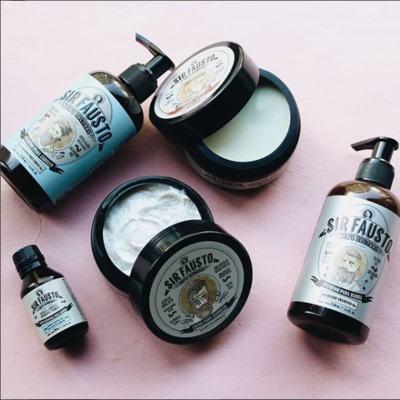 Imagem 3 do produto Shampoo para Barba Sir Fausto - Beard Shampoo - 500ml