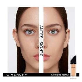 Base Facial Givenchy - Matissime Velvet Fluid - 06 - Mat Gold