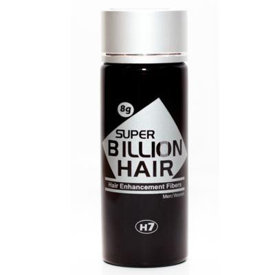 Imagem 1 do produto Super Billion Hair - Disfarce para a Calvície 8g - Cinza