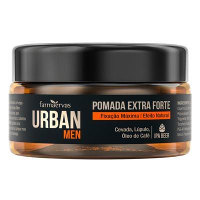 Imagem 1 do produto Urban Men - Pomada Capilar Extra Forte - 50g