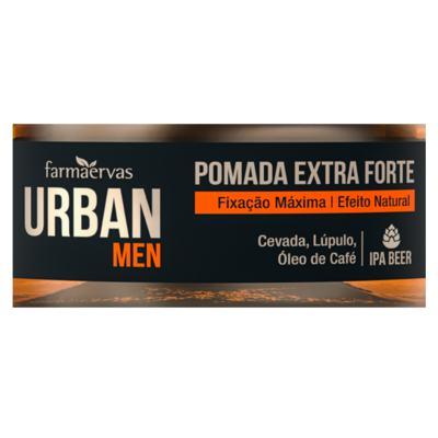 Imagem 2 do produto Urban Men - Pomada Capilar Extra Forte - 50g