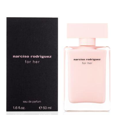 Imagem 2 do produto Narciso Rodriguez For Her Narciso Rodriguez - Perfume Feminino - Eau de Parfum - 50ml