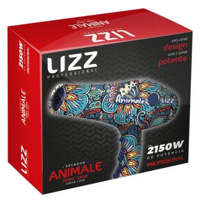 Imagem 4 do produto Secador Lizz - Animale 3800 Ionic 2150W - 127V