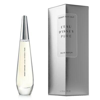 Imagem 2 do produto L'eau D'issey Pure Eau de Parfum Issey Miyake - Perfume Feminino - 30ml