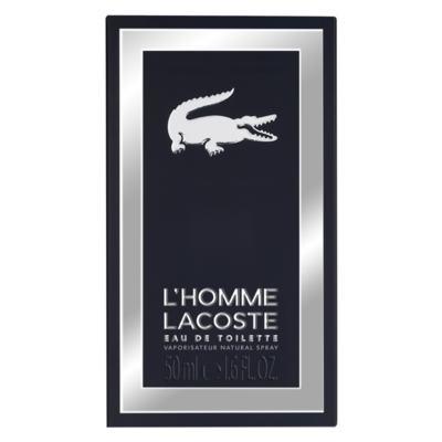 Imagem 4 do produto Lacoste L'homme Perfume Masculino Eau de Toilete - 50ml