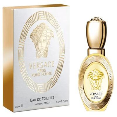 Imagem 5 do produto Versace Eros Pour Femme Versace - Perfume Feminino - Eau de Toilette - 30ml