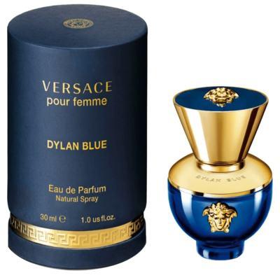 Imagem 2 do produto Perfume Versace Dylan Blue Pour Femme Eau de Parfum Feminino