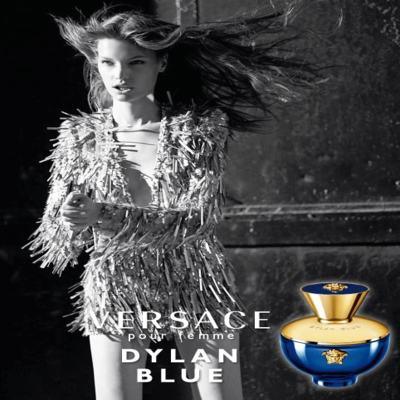 Imagem 3 do produto Dylan Blue Pour Femme Versace - Perfume Feminino Eau de Parfum - 30ml