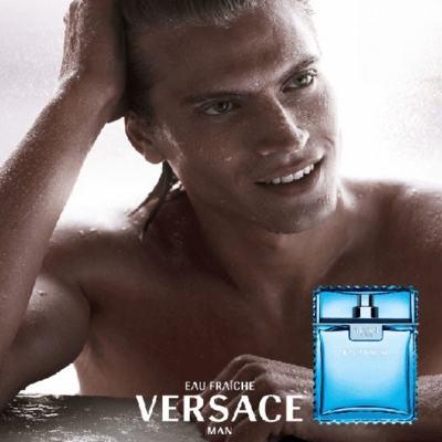 Imagem 8 do produto Versace Man Eau Fraîche Versace - Perfume Masculino - Eau de Toilette - 30ml