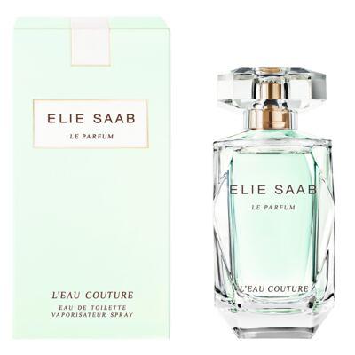 Imagem 2 do produto Elie Saab Le Parfum L'eau Couture Elie Saab - Perfume Feminino - Eau de Toilette - 50ml