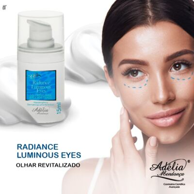 Imagem 2 do produto Radiance Luminous Eyes 15ml - Gel Creme para Área dos Olhos - 15ml