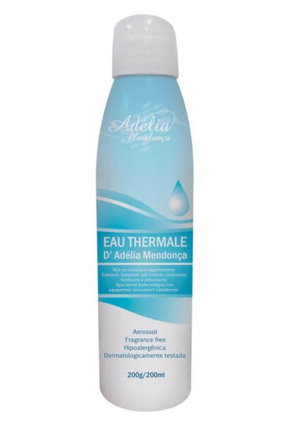 Imagem 1 do produto Eau Thermale D'Adélia Mendonça 200ml - Água Termal Biotecnológica - 200 ml