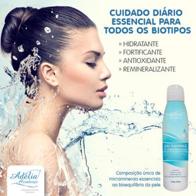 Imagem 2 do produto Eau Thermale D'Adélia Mendonça 200ml - Água Termal Biotecnológica - 200 ml