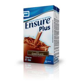 Complemento Alimentar Ensure Plus - Sabor Chocolate | 200ml