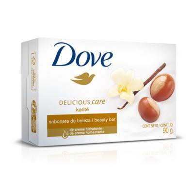 Imagem 2 do produto Sabonete Dove Creamy Comfort Karité e Baunilha 90g