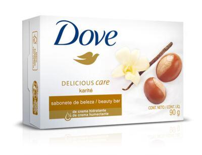 Imagem 3 do produto Sabonete Dove Creamy Comfort Karité e Baunilha 90g