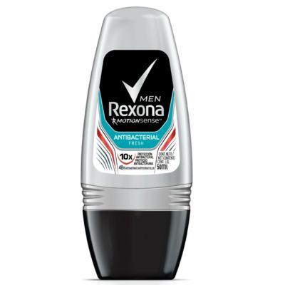 Imagem 1 do produto Desodorante Rollon Rexona Antibacteriano Fresh 50ml