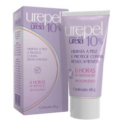 Imagem 4 do produto Urepel Creme 10 Com 60 Gramas -