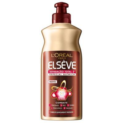 Imagem 1 do produto Creme para Pentear Elseve Reparação Total 5 Especial Química 250ml