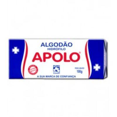 Imagem 1 do produto Algodão Apolo 100g