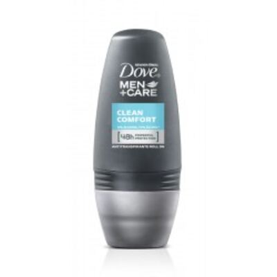 Imagem 1 do produto Desodorante Dove Roll On Men Care Comfort 50ml
