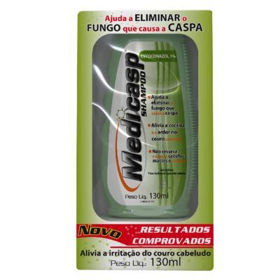 Imagem 1 do produto Shampoo Medicasp Anticaspa 130ml