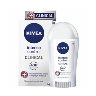 Imagem 3 do produto Desodorante Nivea Clinical Intense Control 42g - 42g