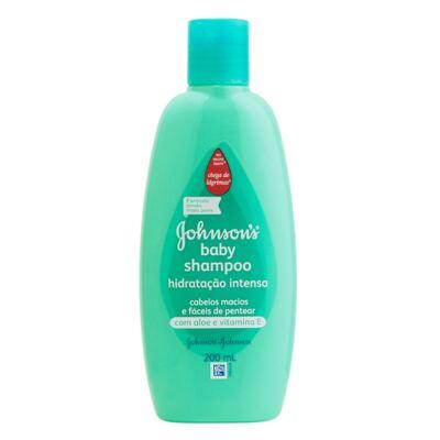 Imagem 1 do produto Shampoo Johnson's Baby Hidratação Intensa 200ml