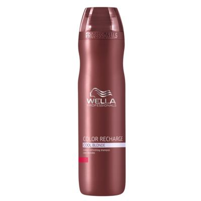 Imagem 1 do produto Wella Professionals Color Recharge Cool Blonde - Shampoo - 250ml