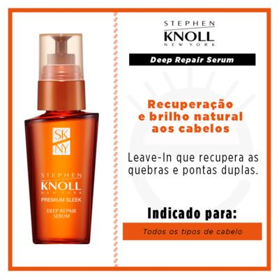 Imagem 2 do produto Stephen Knoll Deep Repair Serum - Leave-In - 50ml