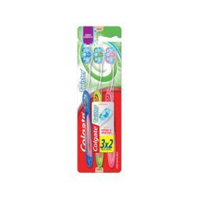 Escova Dental Colgate Twister Ultra Completo 3 Unidades - 1 unidade