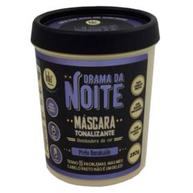 Lola Cosmetics Drama da Noite - Máscara Tonalizante - Preto