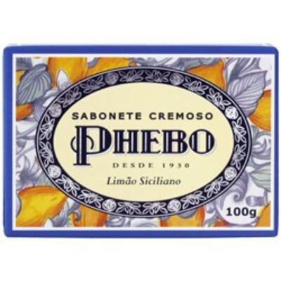 Imagem 1 do produto Sabonete Phebo Limão Sisciliano 100g