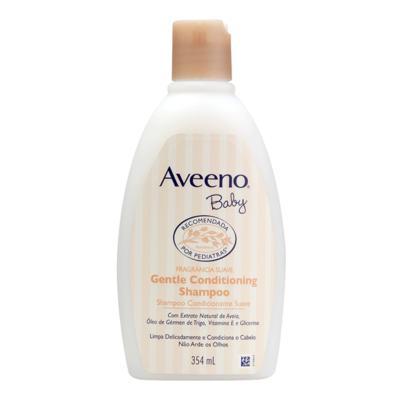 Imagem 3 do produto Aveeno Baby - Shampoo Condicionante Suave - 354ml