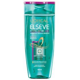 Shampoo Elseve - Hydra-Detox 48h | 400ml