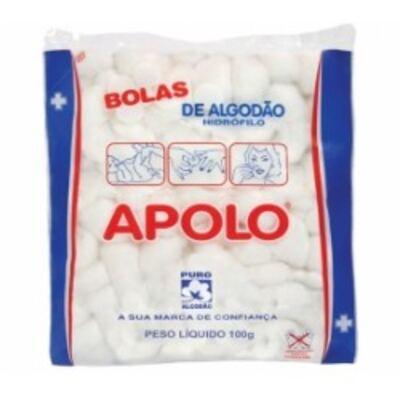 Imagem 1 do produto Algodão Apolo Bola 100g