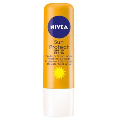 Imagem 1 do produto Nivea Lip Care Protetor Labial FPS 30 48g