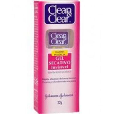 Imagem 1 do produto Gel Facial Secativo Clean Clear 22gr