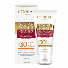 Protetor Solar Expertise Facial -    50g