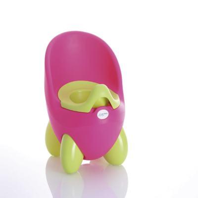 Imagem 1 do produto Troninho Infantil 2 Em 1 Learn Style Rosa Multikids Baby - BB198