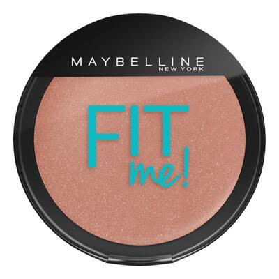 Imagem 8 do produto Blush Maybelline Fit Me! 01 Tão Eu 7g -