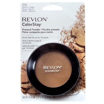 Imagem 8 do produto Colorstay Pressed Powder Revlon - Pó Compacto - 850 Medium Deep