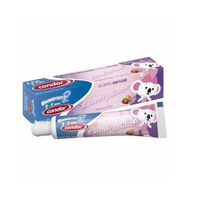 Imagem 1 do produto Creme Dental Bambino LB 50g