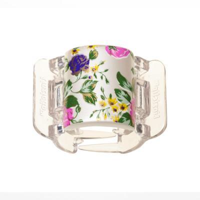 Imagem 1 do produto Prendedor de Cabelos Linziclip Bloom Flower Pearlised - 1 Un
