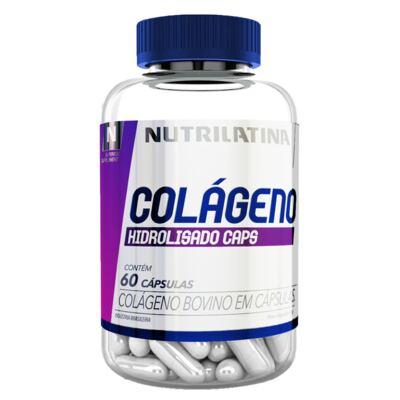 Imagem 1 do produto Powerfit Colágeno Hidrolisado Caps Nutrilatina - Suplemento - 60 Cáps
