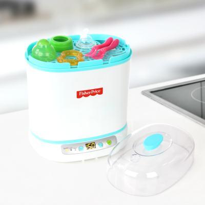 Imagem 1 do produto Esterilizador Digital de Mamadeiras E Acessorios 110V Multikids Baby - BB303