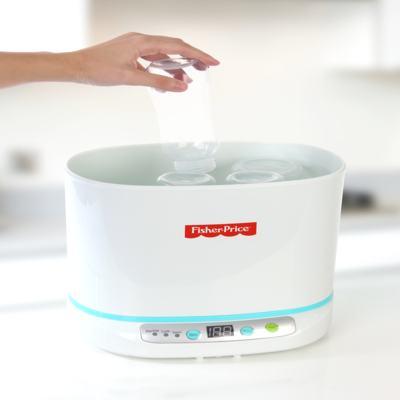 Imagem 5 do produto Esterilizador Digital de Mamadeiras E Acessorios 110V Multikids Baby - BB303