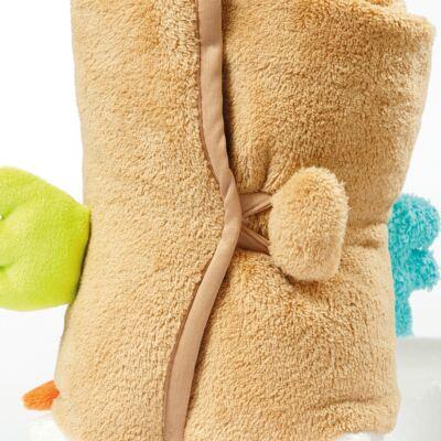Imagem 2 do produto Manta bebê coruja Multikids baby - BR702