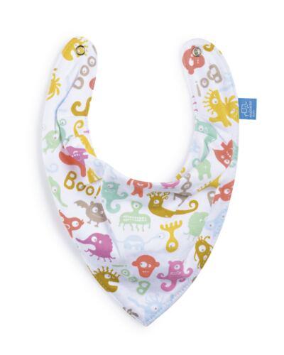 Imagem 1 do produto Babador Bandana Monstros Multikids Baby - BB227